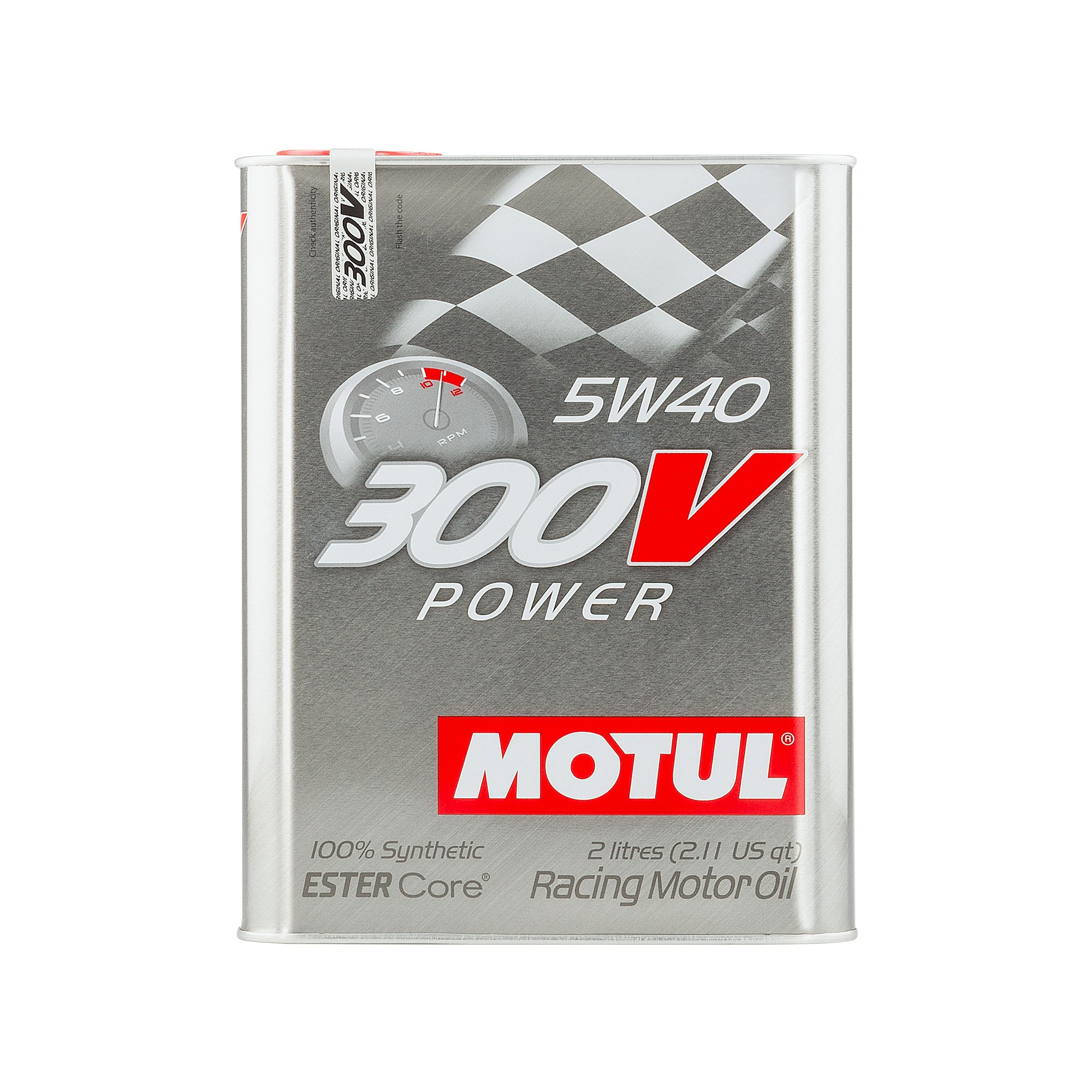 Motul 300V 5w40 Competition 2L