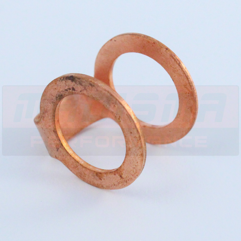 Oil and Waterline copper washer gasket