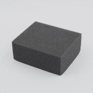 Sponge, soft, black
