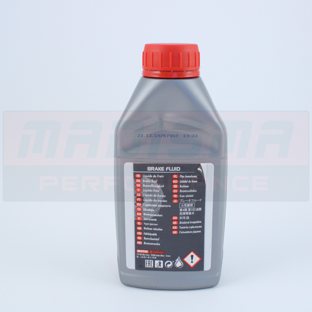Motul Racing Brake Fluid 660 0,5L