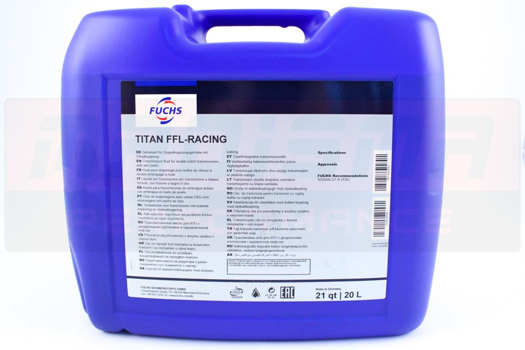 TITAN FFL-RACING 20L