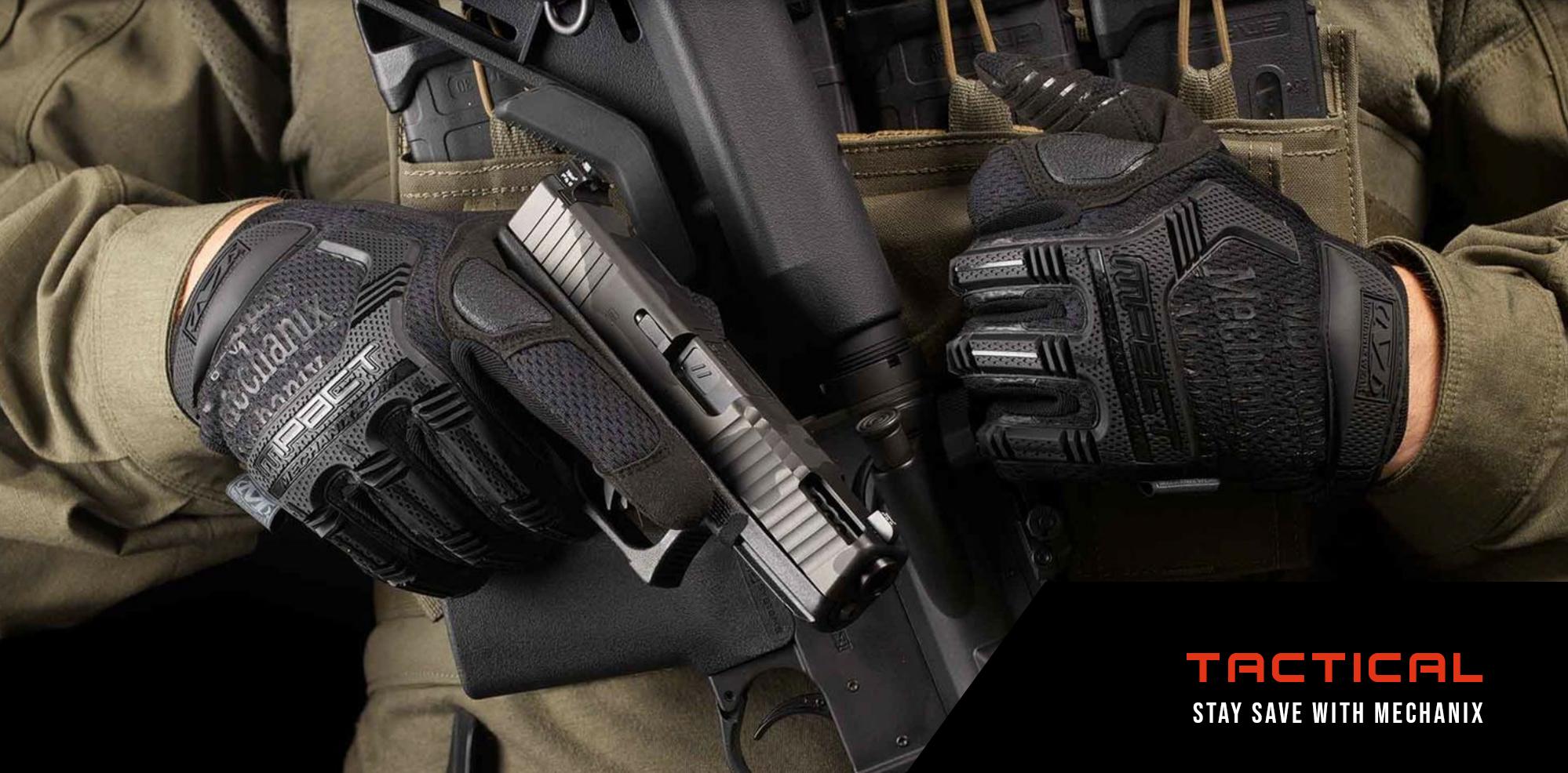 Handschuhe für hohe taktische Anforderungen