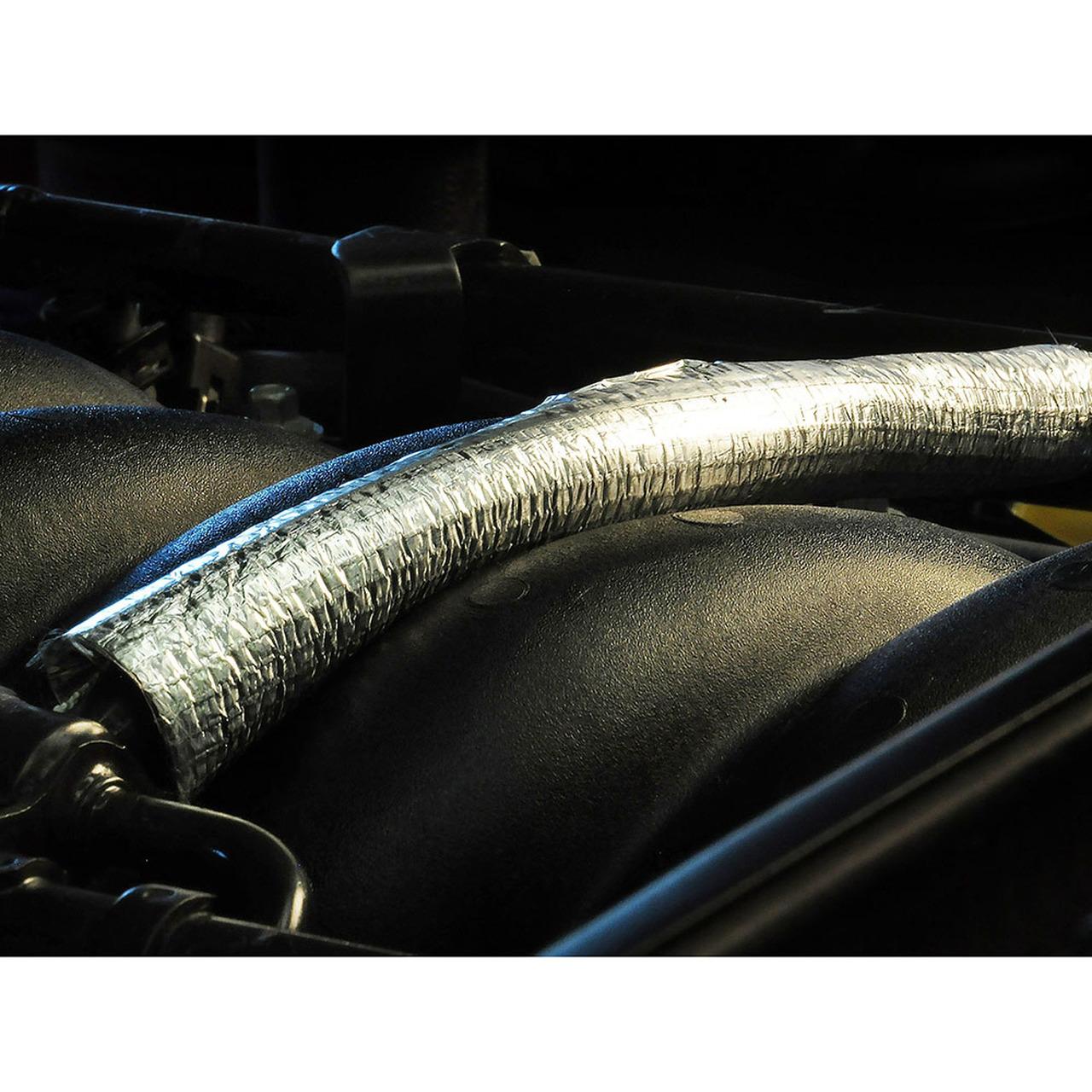 "Vapor Block Fuel Line Split Sleeve 3/8"" x 36"""